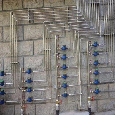 hệ thống ống khí gas
