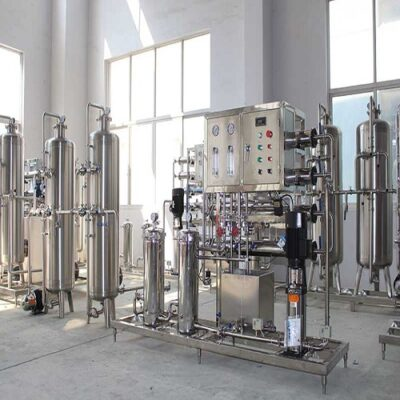 hệ thống xử lý nước nhiễm phèn